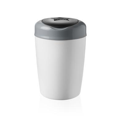 Tommee Tippee kbelík na pleny Sangenic Simplee bílá / šedá