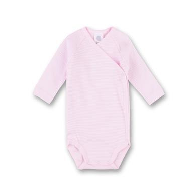 Babywaesche - Sanetta Wickelbody magnolie – rosa pink – Gr.50 – Mädchen - Onlineshop Babymarkt