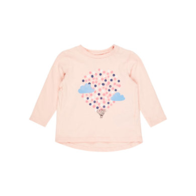 Babyoberteile - name it Girls Langarmshirt Nbfgirsa peachy keen - Onlineshop Babymarkt