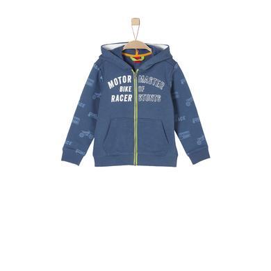 Miniboyjacken - s.Oliver Boys Sweatjacke blue - Onlineshop Babymarkt