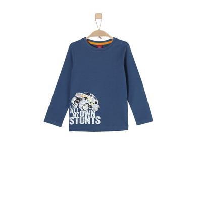 Miniboyoberteile - s.Oliver Boys Langarmshirt blue - Onlineshop Babymarkt
