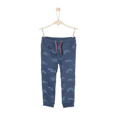 Miniboyhosen - s.Oliver Boys Sweathose blue - Onlineshop Babymarkt
