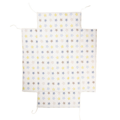 Laufgitter - geuther Bettchen passend für Laufgitter 76 x 97 cm Sterne  - Onlineshop Babymarkt