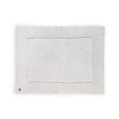 Kindertextilien - jollein Krabbeldecke Confetti natural 80 x 100 cm  - Onlineshop Babymarkt