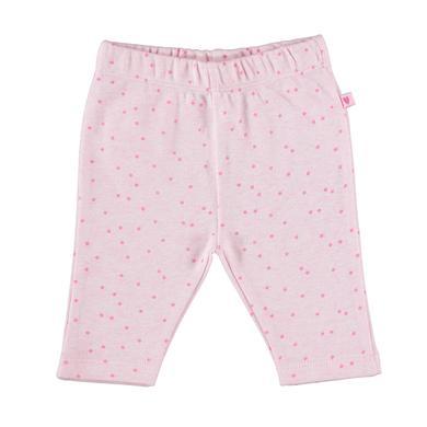 Staccato Girls Leggings rose melange rosa pink Gr.Newborn (0 6 Monate) Mädchen