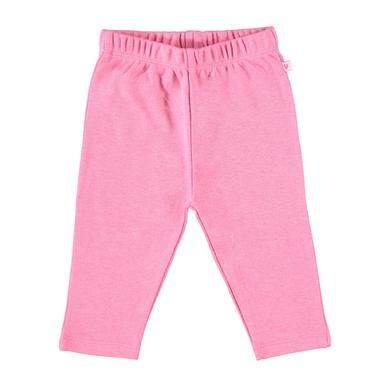 Staccato Girls Leggings berry melange rosa pink Gr.Newborn (0 6 Monate) Mädchen