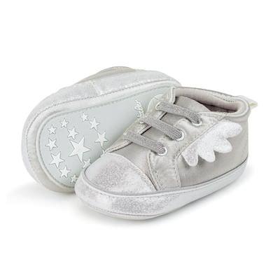 Sterntaler Girls Baby Schuh Flügel weiß Gr.19 20 Mädchen
