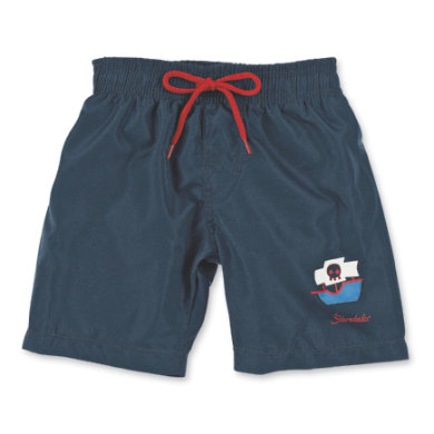 Miniboybademode - Sterntaler Boys Badeshort Barco marine - Onlineshop Babymarkt