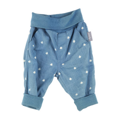sigikid Girls Jeans denim light blue blau Gr.Babymode (6 24 Monate) Mädchen