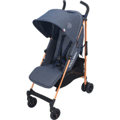 MACLAREN Buggy Quest Denim Indigo