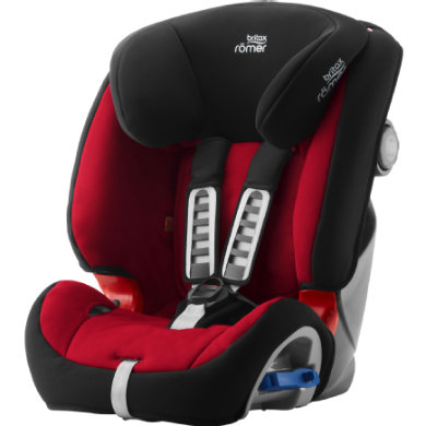 Britax Römer  Multi-Tech III 2018 Flame Red - červená