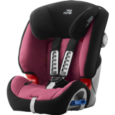 Britax Römer Multi-Tech 2018 III Wine Rose