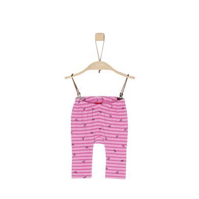 s.Oliver Girls Leggings pink rosa pink Gr.Newborn (0 6 Monate) Mädchen