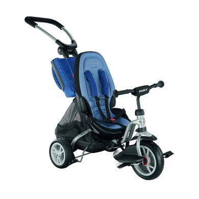Dreirad - PUKY® Dreirad CAT S6 ceety®, silber blau 2412 - Onlineshop