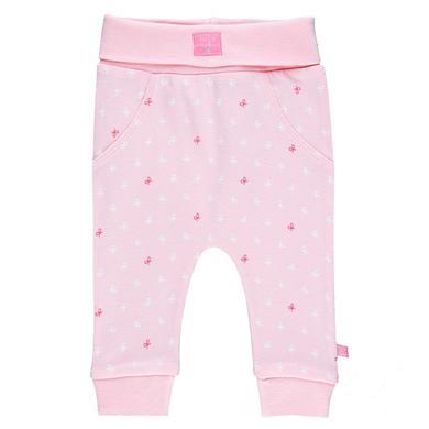 Feetje Sweathose grau rosa pink Gr.Newborn (0 6 Monate) Mädchen