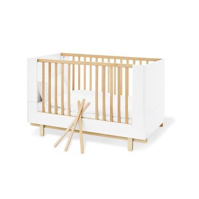 Kinderbetten - Pinolino Kinderbett Boks weiß  - Onlineshop Babymarkt