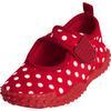 Playshoes Aquaschuhe Punkte rot