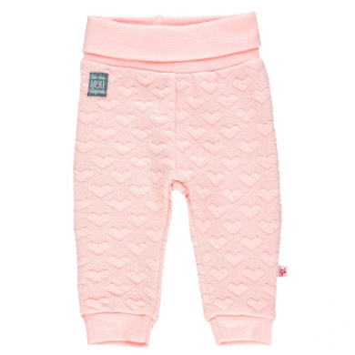 Feetje Girls Sweathose Herz more sleepovers rosa rosa pink Gr.Newborn (0 6 Monate) Mädchen