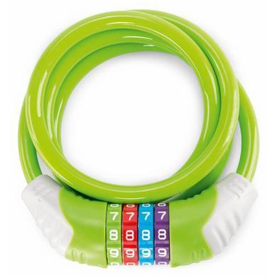 Puky ® Sicherheitskabelschloss KS, kiwi 9432 grün