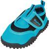 Playshoes Aquaschuh neonblau