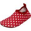 Playshoes Protección UV Aqua shoe uni rojo