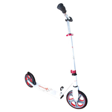 Authentic Sports Aluminium Scooter Muuwmi Pro 215 mm WR weiß