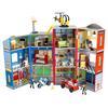 Kidkraft® Maison de jeu héros pompier police, bois 63239