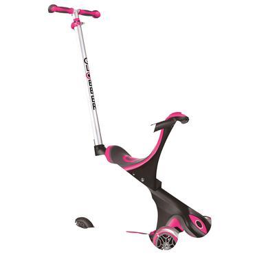 Roller - Globber Scooter Evo Comfort 5 in 1, pink - Onlineshop