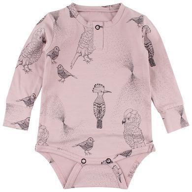 Babywaesche - Fixoni Girls Body rosa – rosa pink – Gr.Newborn (0 – 6 Monate) – Mädchen - Onlineshop Babymarkt