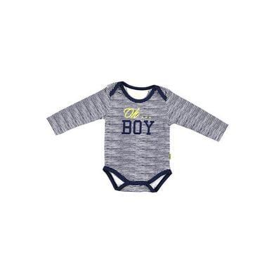 Image of b.e.s.s Langarmbody OH boy - weiß - Gr.Newborn (0 - 6 Monate) - Jungen