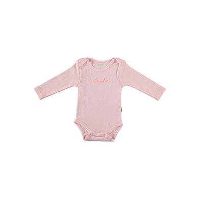 Image of b.e.s.s Langarmbody Cute pink - Gr.Newborn (0 - 6 Monate) - Mädchen