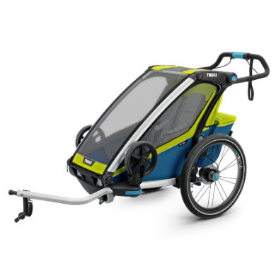 Thule  Chariot Sport 1 Chartreuse - zelená