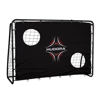 Hudora ® Fußballtor Freekick mit Torwand 76922