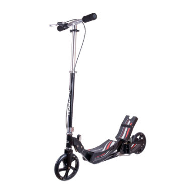 Hudora ® Wipp Scooter Race 14994 schwarz