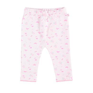 Staccato Leggings rose gemustert rosa pink Gr.Babymode (6 24 Monate) Mädchen