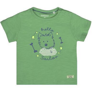 Staccato Boys T-Shirt Hund grün Gr.Babymode (6 24 Monate) Jungen