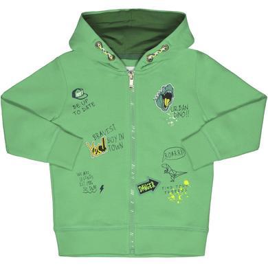 Staccato Boys Sweatjacke mit Kapuze grün Gr.Kindermode (2 6 Jahre) Jungen
