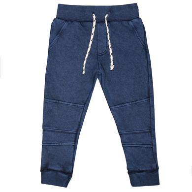 Miniboyhosen - STACCATO Boys Jogginghose jeansblau - Onlineshop Babymarkt
