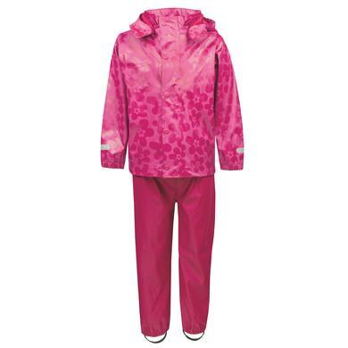 TICKET TO HEAVEN Regenanzug Gummi 2 tlg., mit abnehmbarer Kapuze, pink rosa pink Gr.Babymode (6 24 Monate) Mädchen
