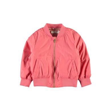name it Girls Jacke Nmfmaryam sunkist coral rosa pink Gr.Kindermode (2 6 Jahre) Mädchen