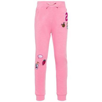 name it Girls Sweathose Nmferbaja wild orchid rosa pink Gr.Babymode (6 24 Monate) Mädchen