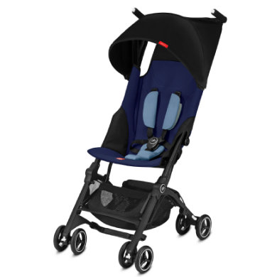 gb GOLD Buggy Pockit Plus Sapphire Blue navy blue