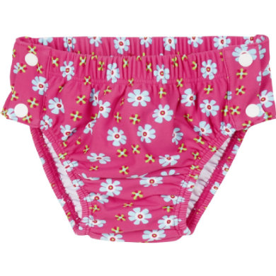 Babybademode - Playshoes UV–Schutz Windelbadehose Blumen - Onlineshop Babymarkt