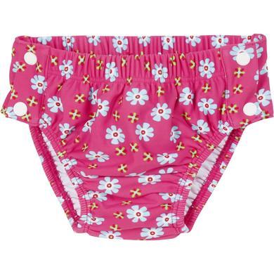 Playshoes UV Schutz Windelbadehose Blumen rot Gr.Babymode (6 24 Monate) Mädchen