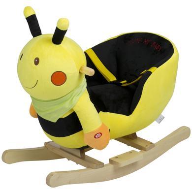 BabyGo houpací zvířátko Včelka