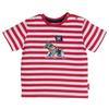 SALT AND PEPPER  T-Shirt Pirat red stripes