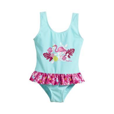 Minigirlbademode - Playshoes UV–Schutz Badeanzug Flamingo - Onlineshop Babymarkt