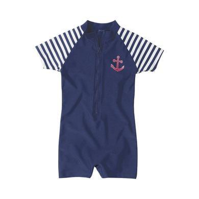 Miniboybademode - Playshoes Boys UV–Schutz Einteiler Maritim - Onlineshop Babymarkt