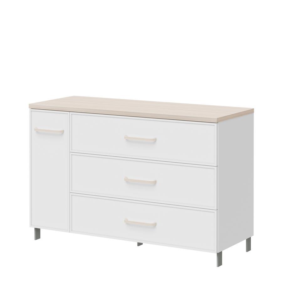 kommode esche wei preisvergleich die besten angebote online kaufen. Black Bedroom Furniture Sets. Home Design Ideas