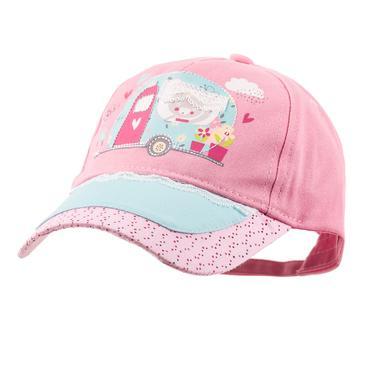 maximo Girls Cap Caravan rosa nelke blue tint rosa pink Gr.Kindermode (2 6 Jahre) Mädchen